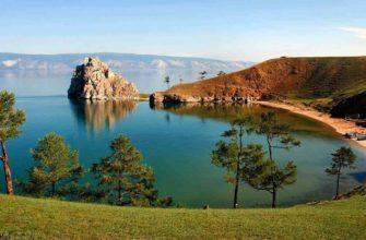 Байкал — самое глубокое озеро в мире