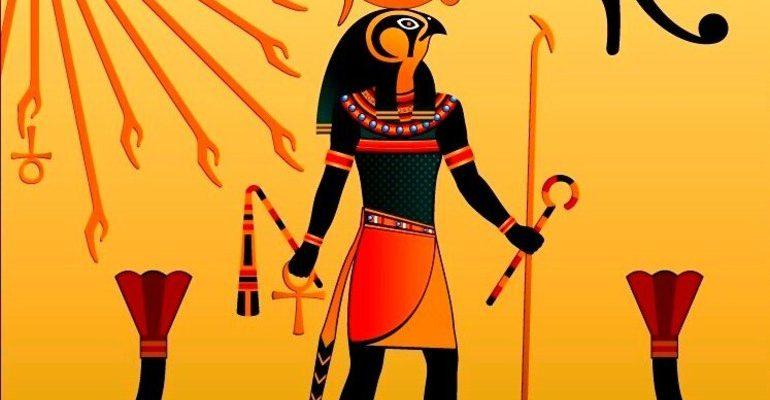Бог Амон-Ра