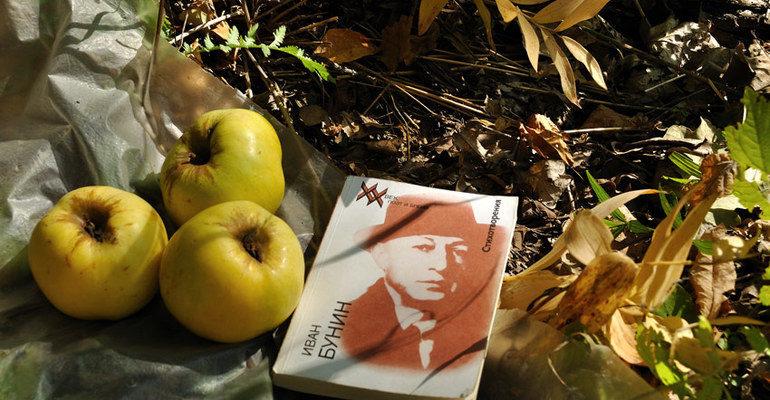 Бунин антоновские яблоки