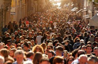 Численность европы