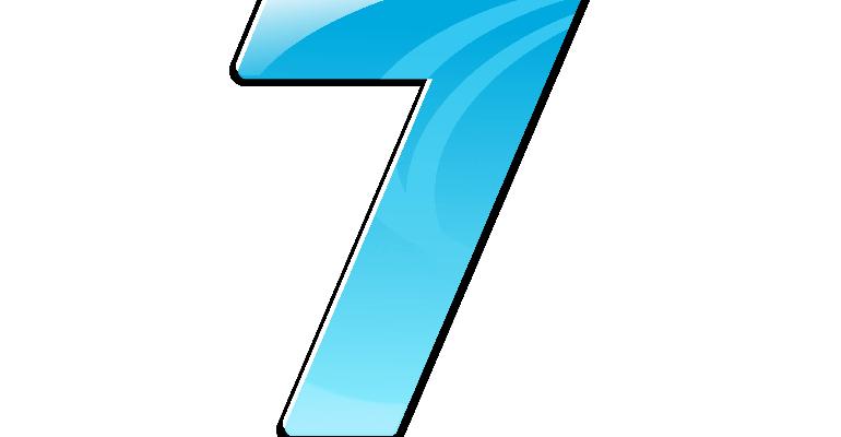 Стихи про цифру 7