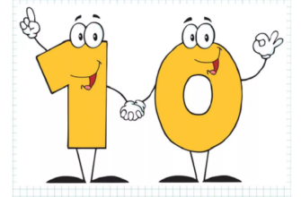 Стихи про цифру 10