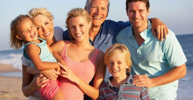 Эссе про семью
