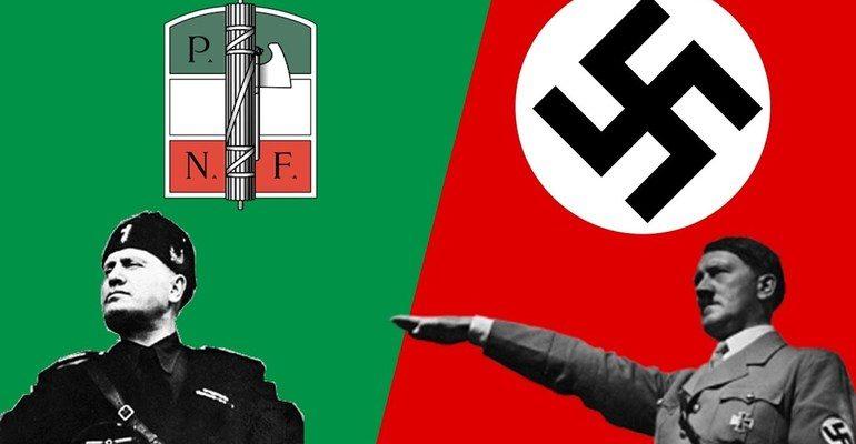 Фашизм и нацизм разница