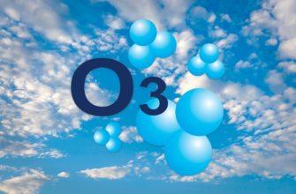 Формула и свойства озона