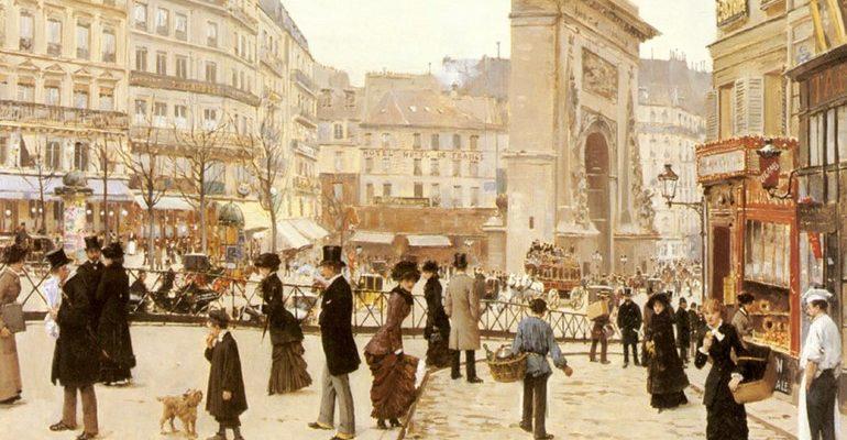 Франция XIX века