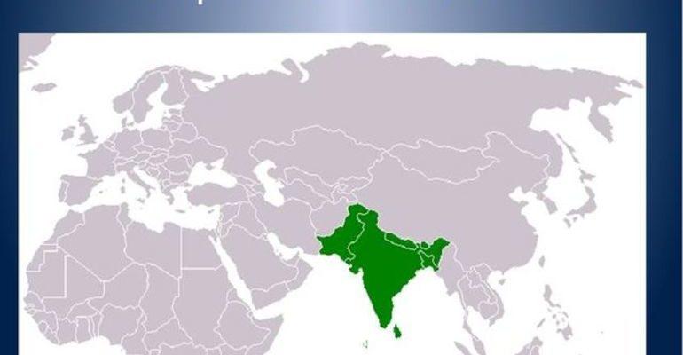 Государства Южной Азии