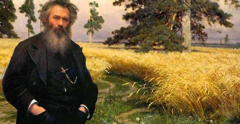 Художник шишкин биография