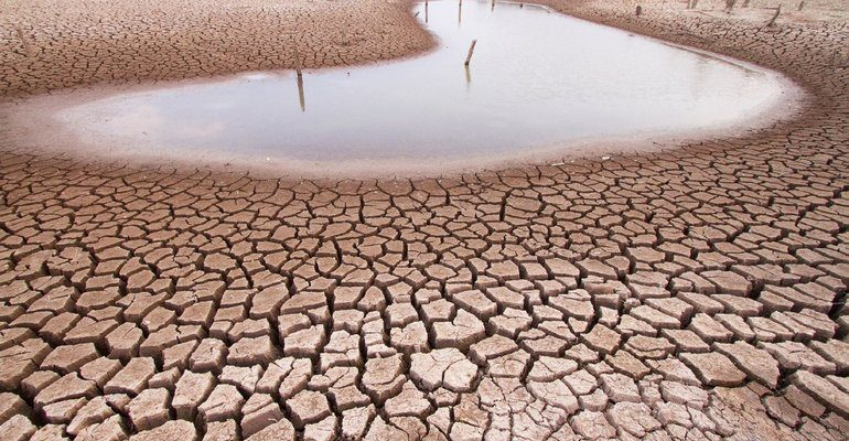 Истощение запасов пресной воды