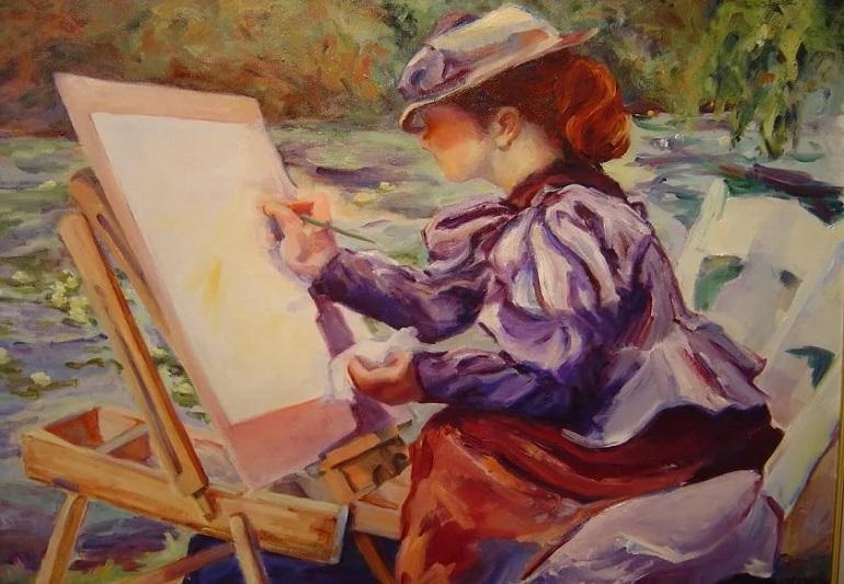 Стихи о художниках