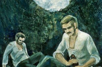 Кавказский пленник толстой краткое содержание