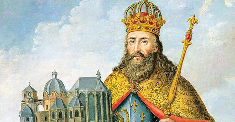 Королевство франков образование франкского королевства