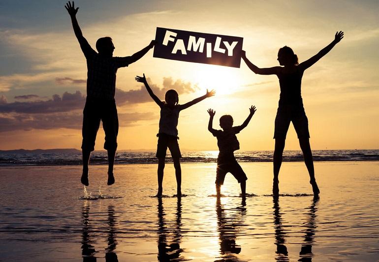 Короткие стихи про семью
