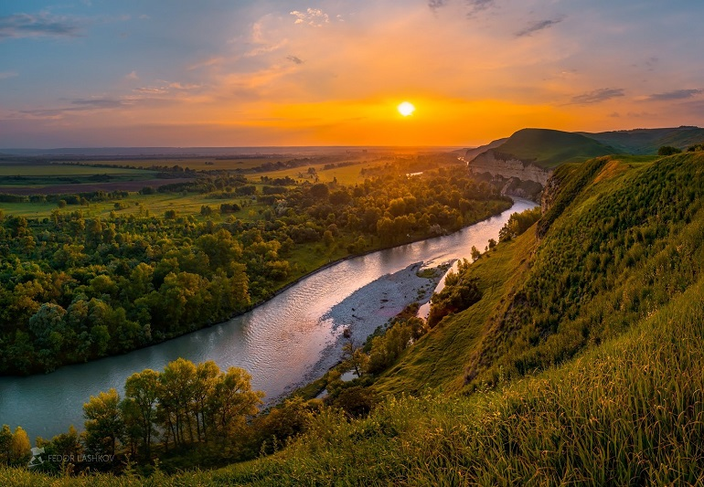 Стихи про Кубань