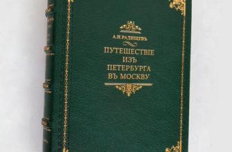 Краткое содержание путешествие из петербурга в москву