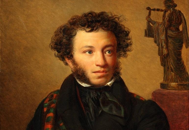 Популярные стихи Пушкина