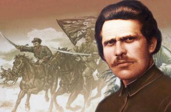 Махно нестор иванович краткая биография