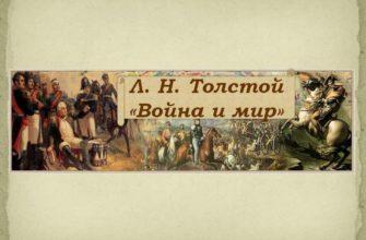 Наполеон и Кутузов в романе Л. Н. Толстого «Война и мир»
