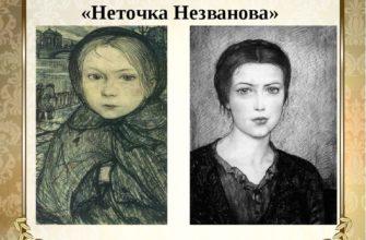 Неточка Незванова Ф.М. Достоевского
