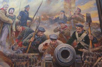 Оборона Севастополя 1854 1855 в Крымской войне