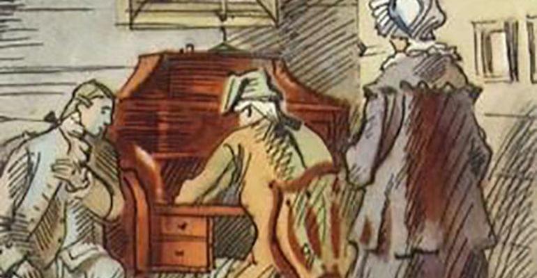 Образ савельича в повести капитанская дочка