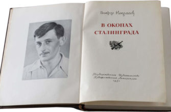В окопах сталинграда краткое