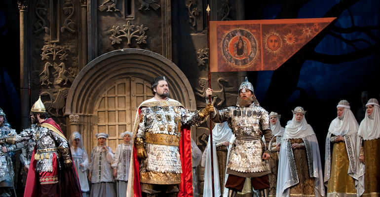 Опера «Князя Игоря»