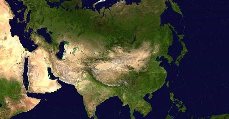 Кто открыл азию и в каком году