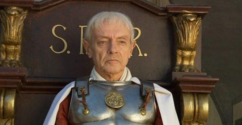 Понтий пилат мастер и маргарита роман