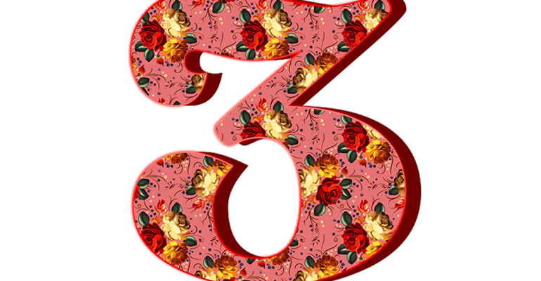 Пословицы и поговорки с цифрой 3
