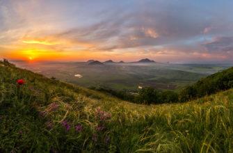 Природная зона Ставропольского края