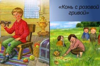 Рассказ Астафьева