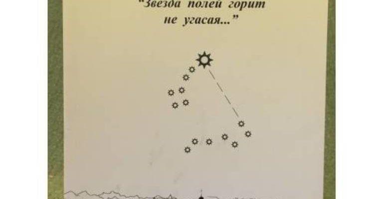 Рубцов звезда полей