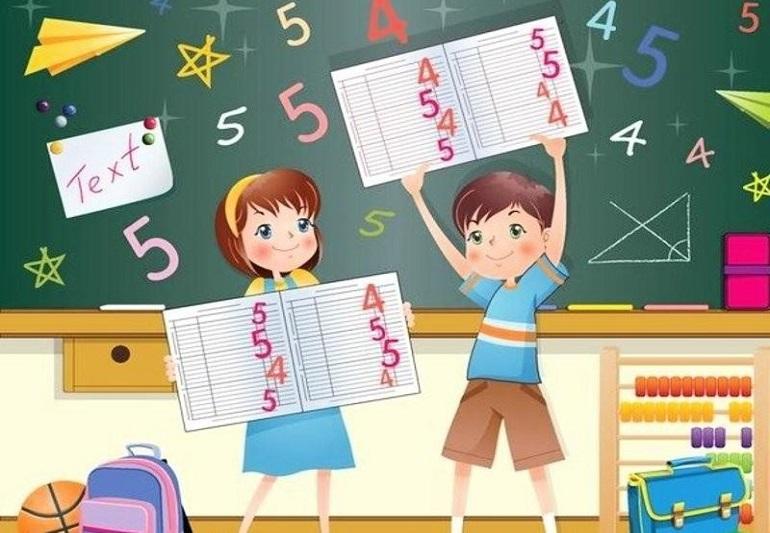 Частушки короткие про школу