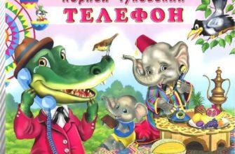 Сказка Чуковского «Телефон»