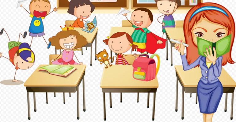 Смешные и веселые стихи о школе
