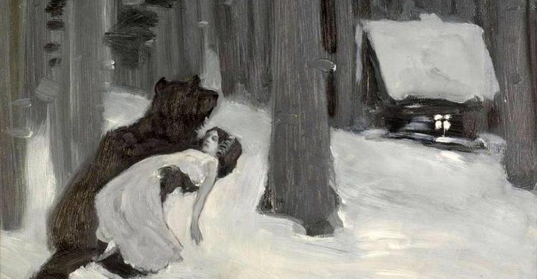 Сна татьяны в романе евгений