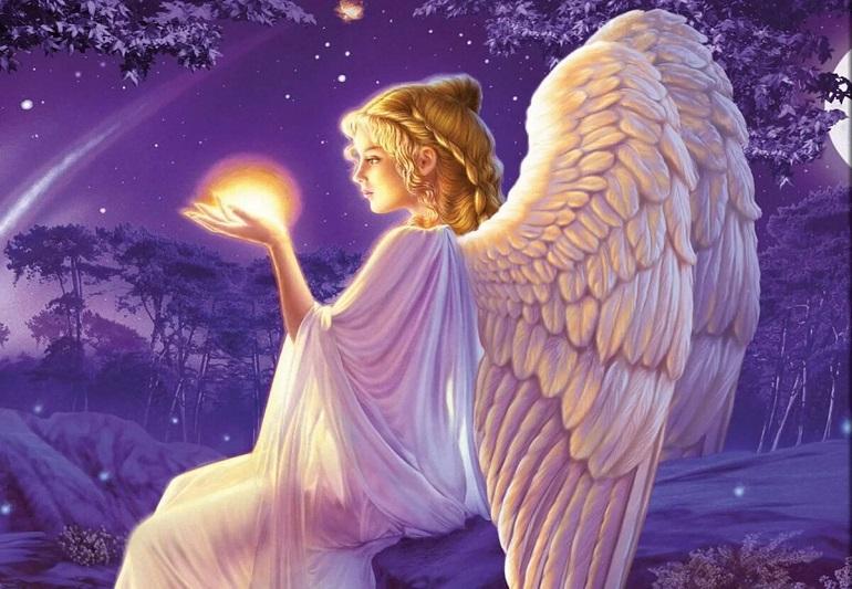Стихи про ангела