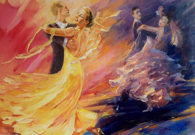 Стихи про танцы