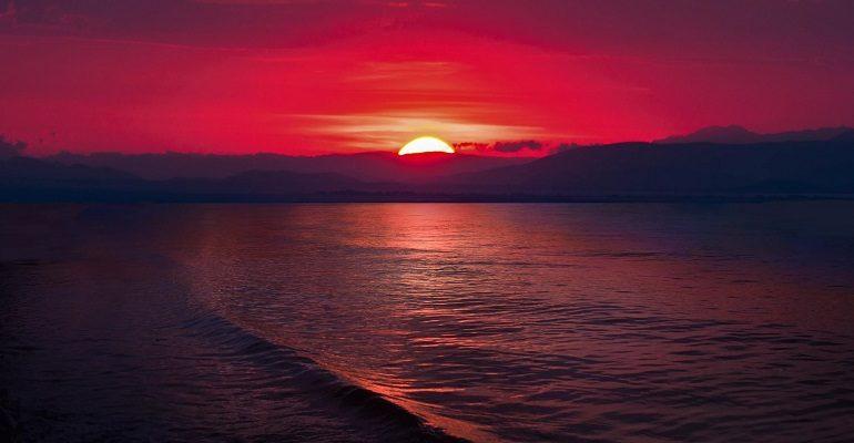 Стихи о закате