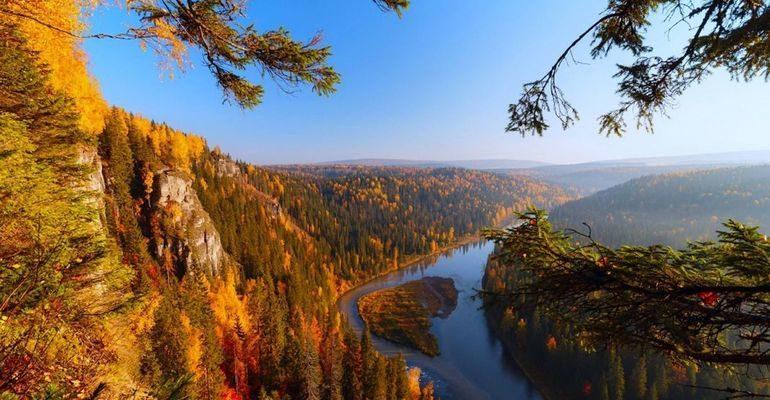 Территория Урала