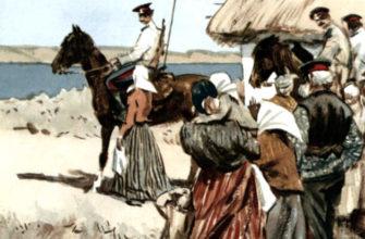 Тихий Дон Трагедия народа в Гражданской войне