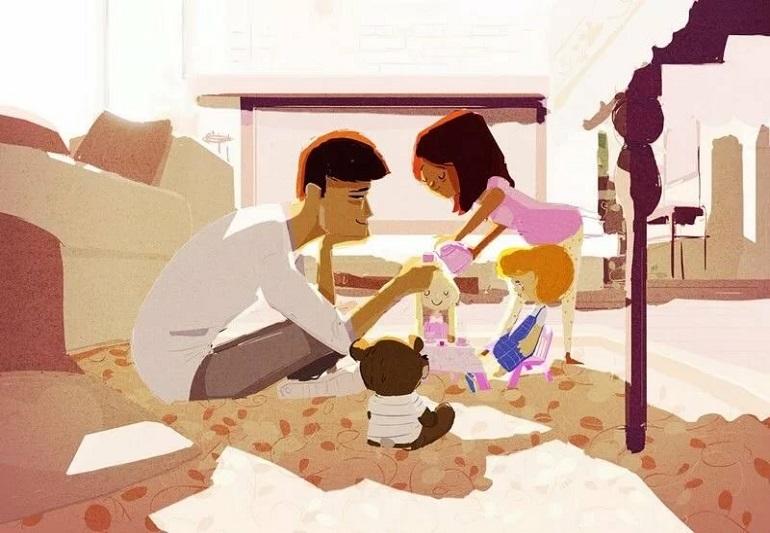 Высказывания и цитаты об отцах и детях