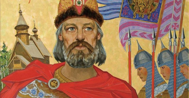 Ярослав Мудрый — киевский князь
