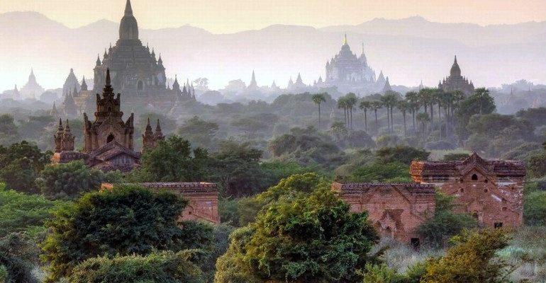 Юго восточная азия
