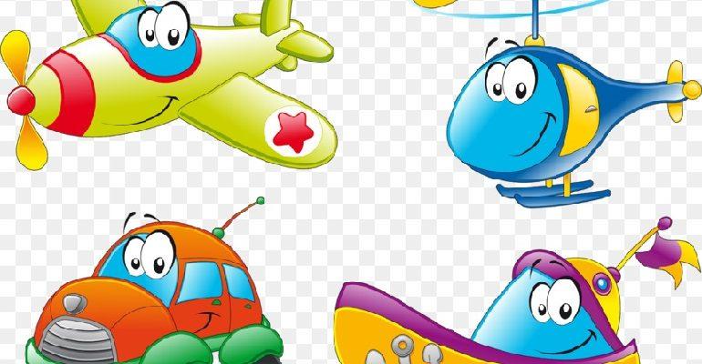 Загадки про транспорт для детей