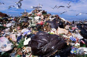 Загрязнение литосферы
