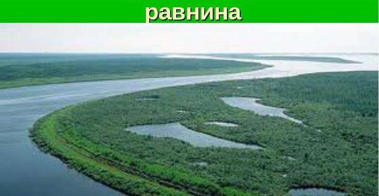 Западно Сибирская равнина