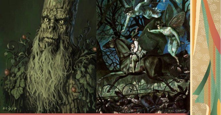 Баллада «Лесной царь»