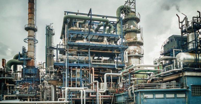 Базы химической промышленности россии